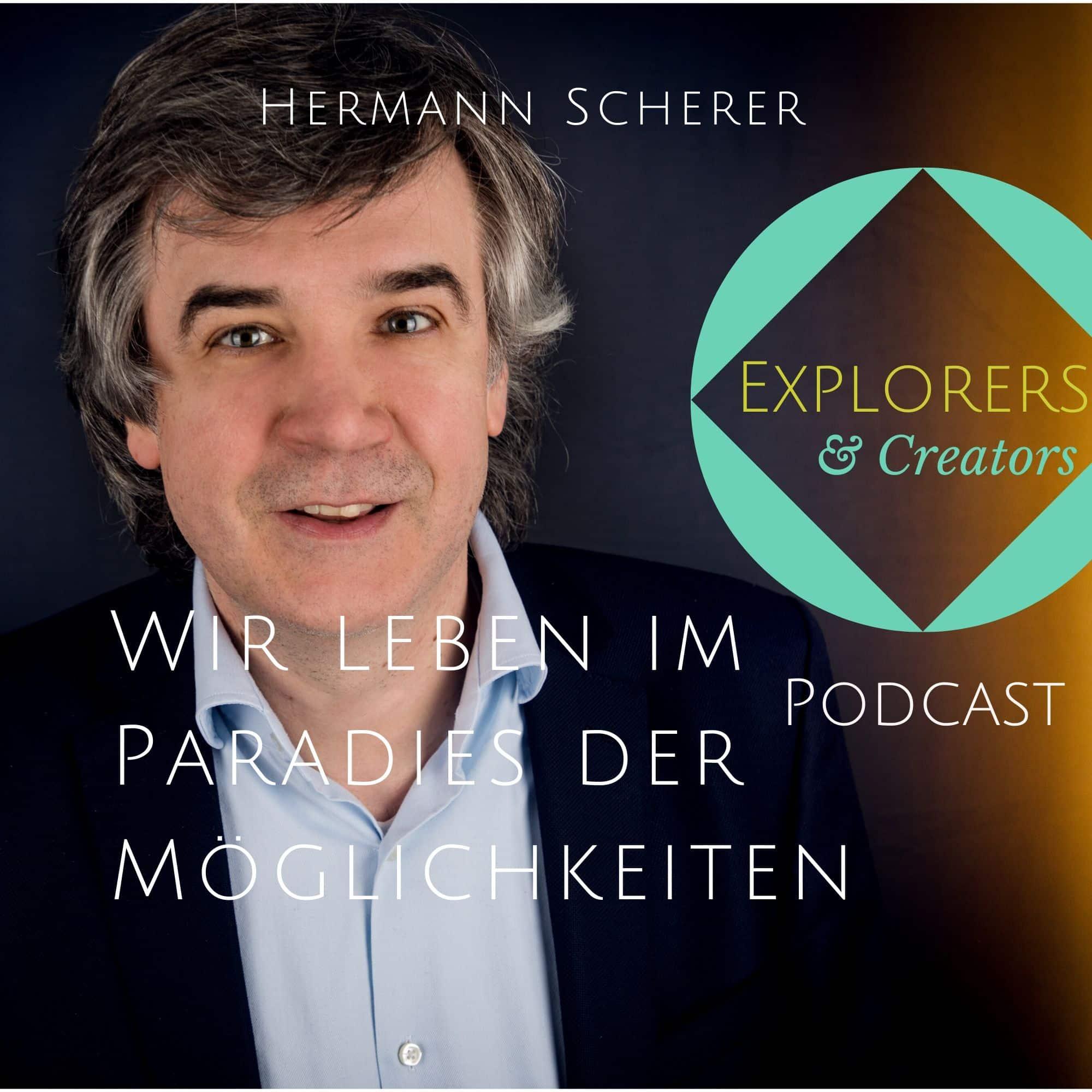 Holger Markgraf mit Hermann Scherer im Interview