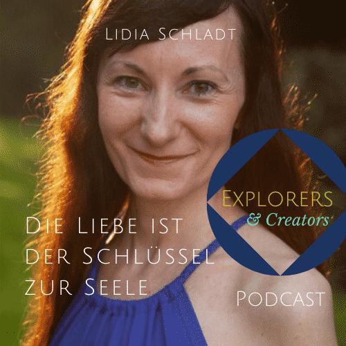 Titelbild Lidia Schladt, Emotionshebamme
