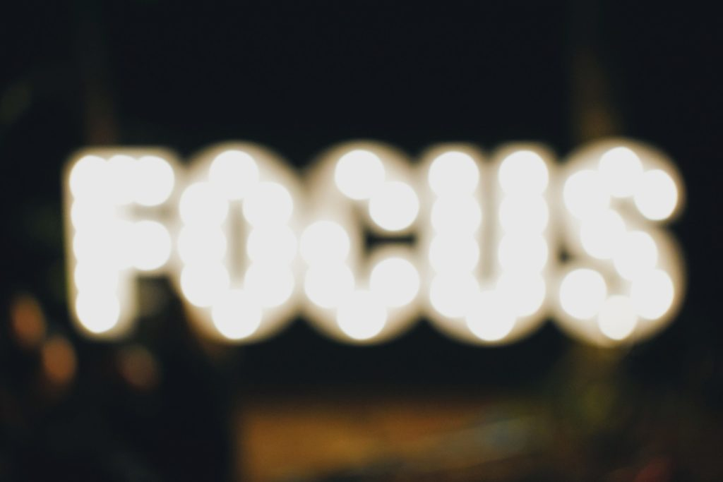 Fokus für vielbegabte Scannerpersönlichkeiten - Erfolgsverhinderer