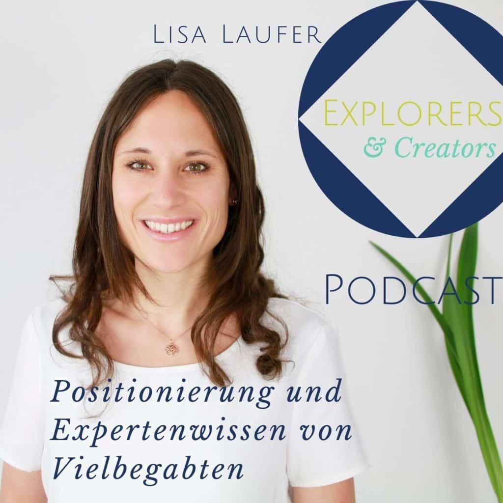 Lisa Laufer im Interview mit Holger Markgraf