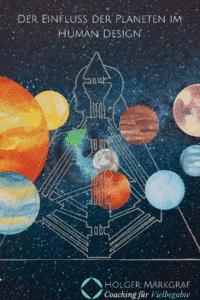 Planeten Human Design