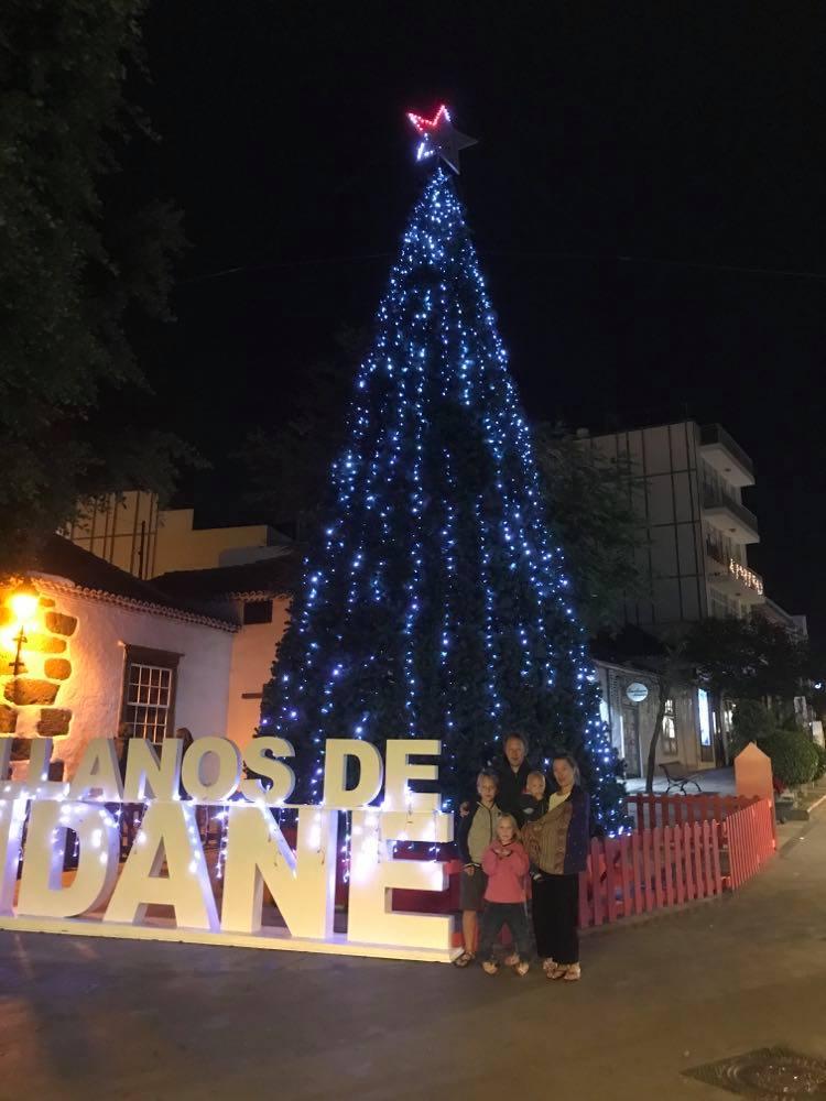 Dieses Weihnachten feiern wir im Norden von La Palma